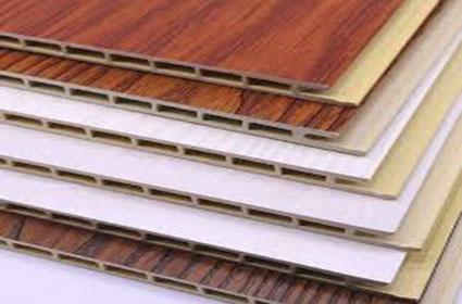 Tấm ốp PVC vân gỗ SP1