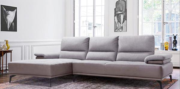 so sánh giữa sofa nỉ và sofa vải