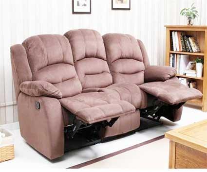 ghế sofa da MS 3
