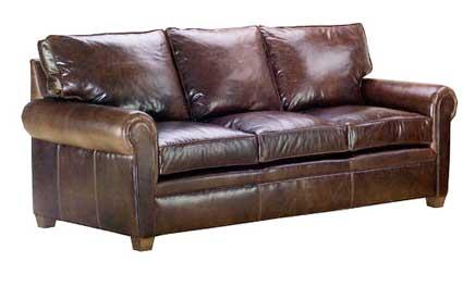 ghế sofa da MS 8