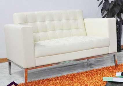 ghế sofa da MS 9