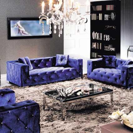 ghế sofa phòng khách MS 2