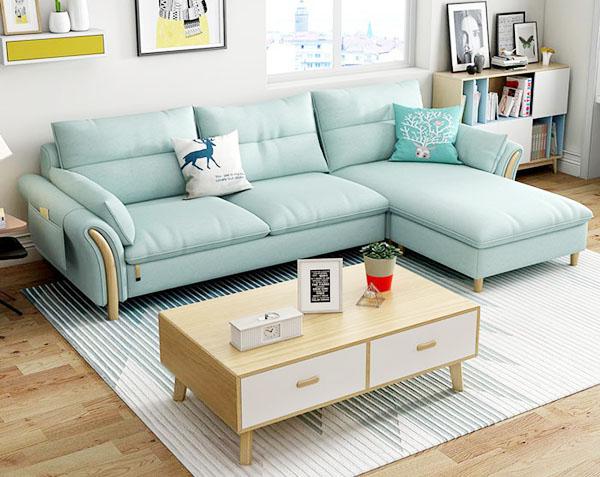sofa da và sofa nỉ giống khác nhau như thế nào