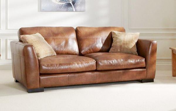 ghế sofa làm bằng da cao cấp