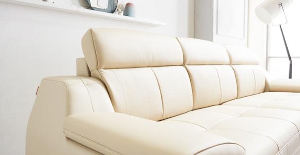sofa làm bằng giả da