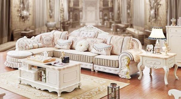 sofa phong cách tân cổ điển