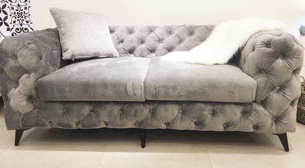 cách sử dụng ghế sofa vải nỉ